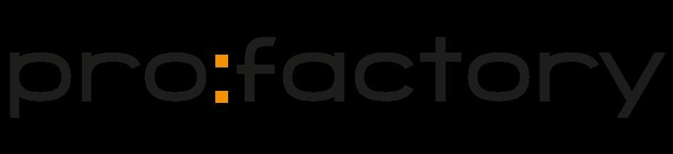 Logo Pro Factory Datenschutz
